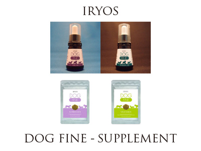 IRYOS DOG FINE - SUPPLEMENT